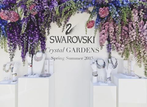 Swarovski Garden Launch