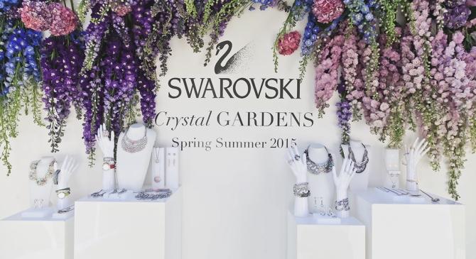 Swarovski Garden Launch