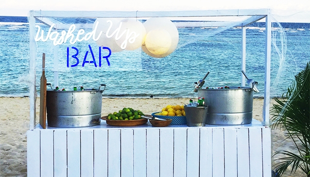Marriott Hotel Conference: BeachParty
